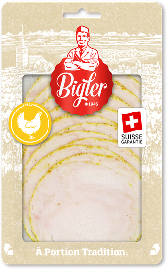 Pouletbrust Curry  - Bigler